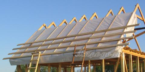 Как сделать гидроизоляцию фундамента деревянного дома
