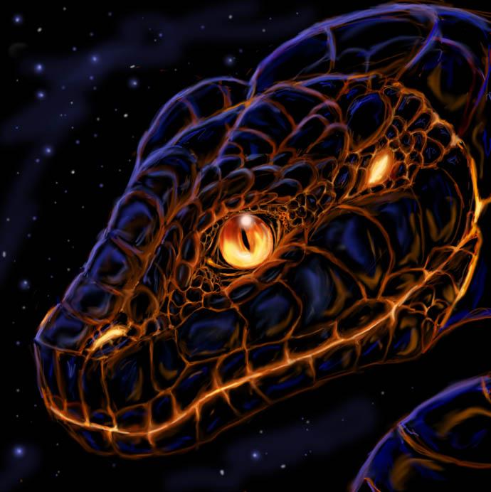 Год Змеи вступит в свои права 10 февраля 2013 г. и продлится по 31...