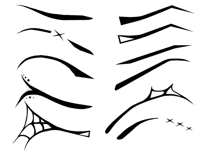 Gothic_Eyebrows_by_linore (700x525, 73Kb)