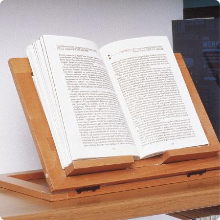 Самодельный аналой книг