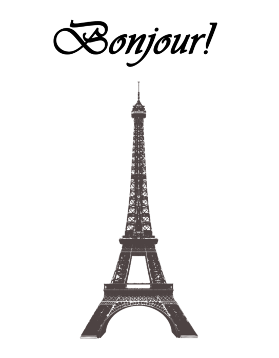 eiffel tower paris image (544x700, 66Kb)