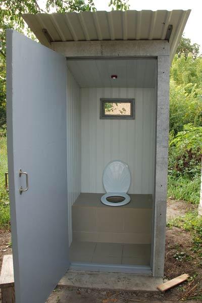 Фото как построить туалет на даче своими руками шаг-за-шагом, мастер-класс Сад, огород, ландшафтный дизайн - мега дача своими ру
