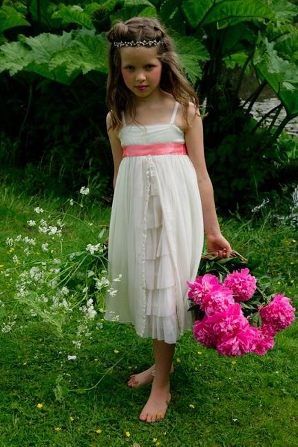 детские платья шанель