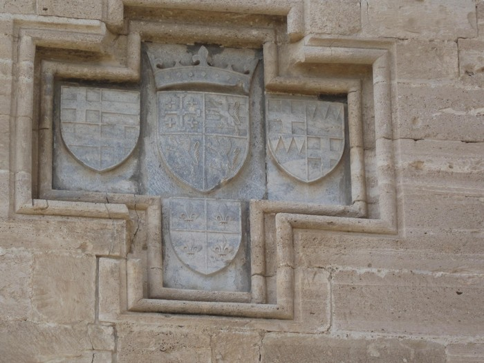 Замок Колосси - фото-путешествие на Кипр 8 (700x525, 106Kb)
