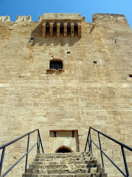 Замок Колосси - фото-путешествие на Кипр 14 (525x700, 476Kb)