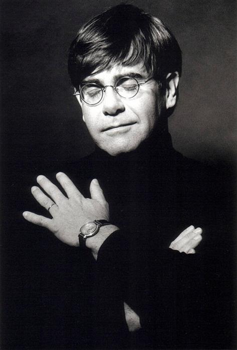 Грег Горман и его черно-белые портреты знаменитостей 74 (473x700, 307Kb)