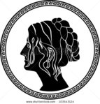 Превью stock-vector-greek-patrician-women-profile-stencil-103543124 (450x470, 49Kb)