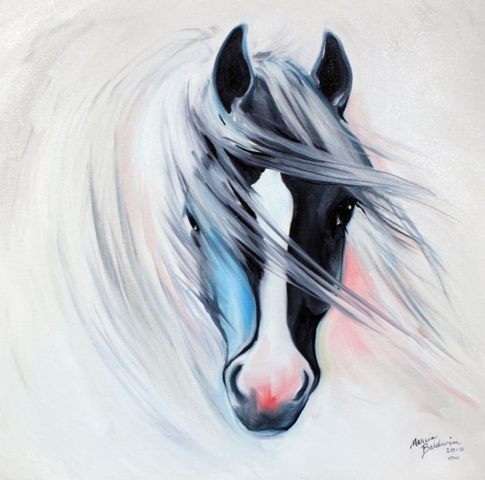 Horse-Art-Picture (700x693, 380Kb)