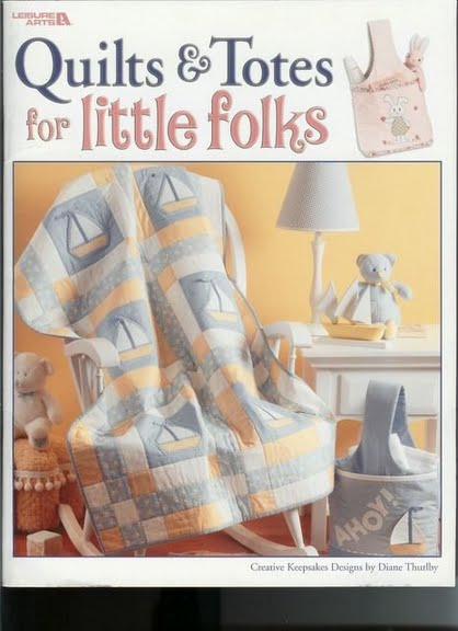 Quilt and Totes for Little Folks (418x576, 39Kb)