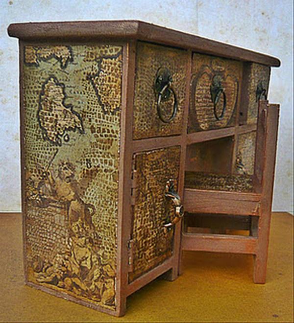 Реставрация корпусной мебели своими руками фото 650
