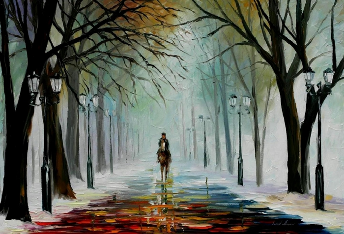 __Winter_Mood___Oil_Original_by_Leonidafremov (700x477, 270Kb)