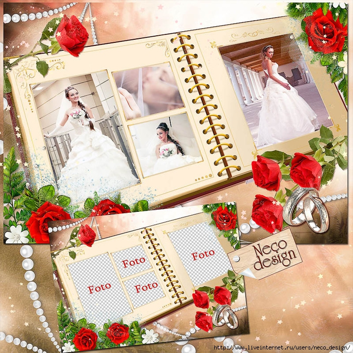 1344885641_wedding_frame_album_by_neco (700x700, 461Kb)