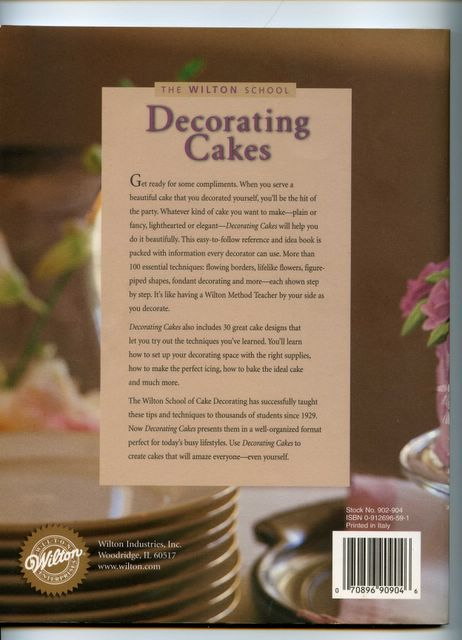Wilton Decorating Cakes 117 (462x640, 47Kb)