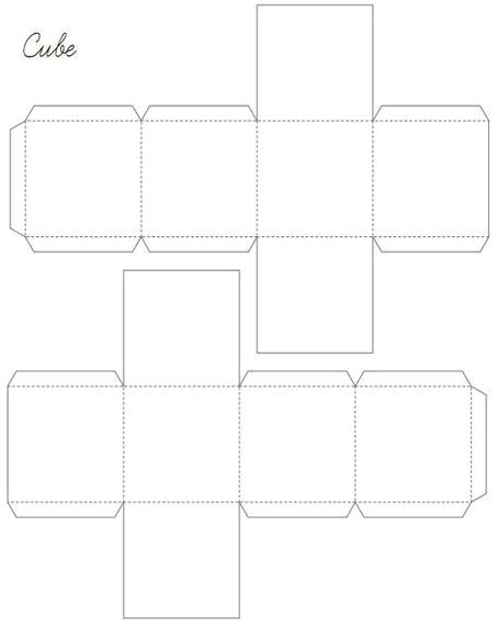 Как сделать объемные геометрические фигуры из бумаги (схемы.