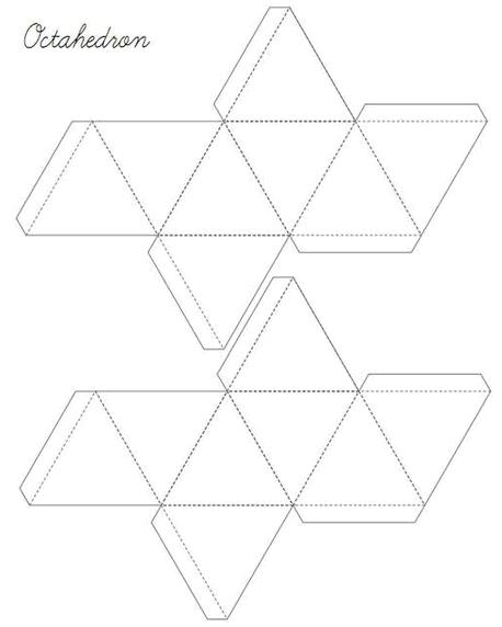 Оригами геометрические фигуры схемы.