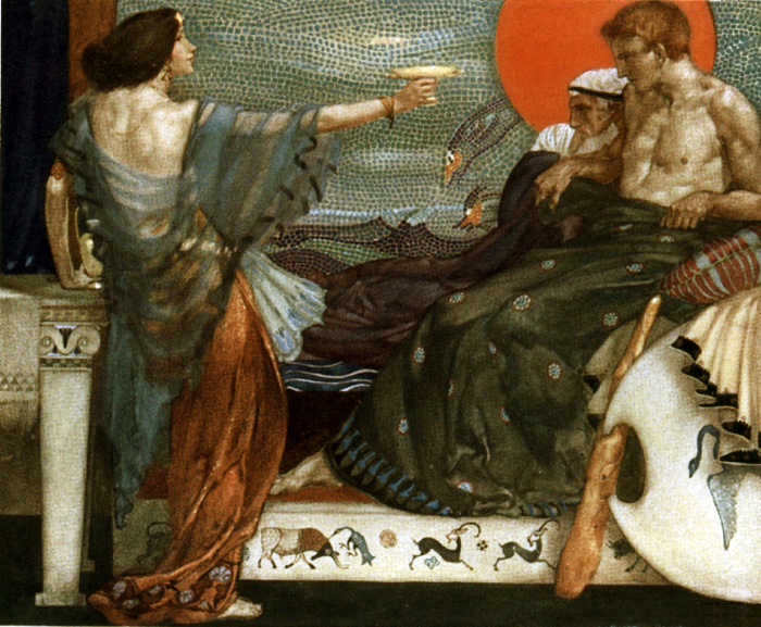 medea as woman hero and god in Since the action in euripides' medea revolves around medea's plan to take revenge against her unfaithful husband, many readers probably jump to the conclusion that medea is the tragic character in the play i could certainly argue that medea embodies many tragic characteristics.