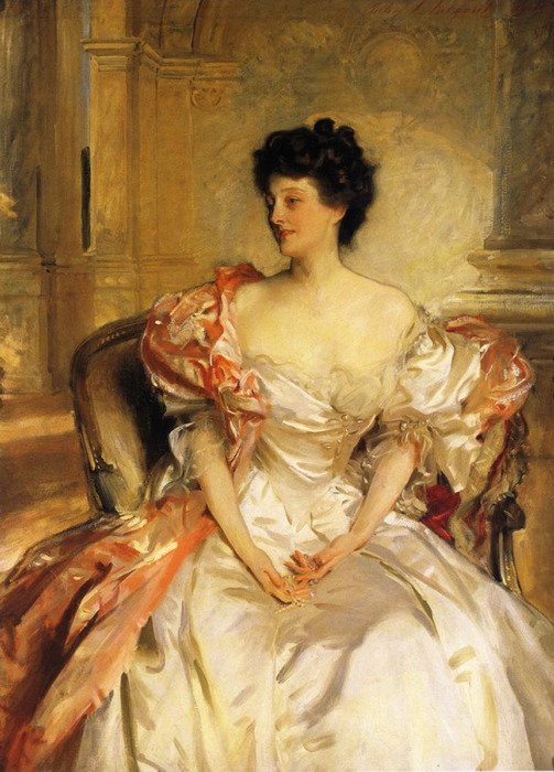 Cora, Countess of Strafford (Cora Smith) 1908 (503x700, 117Kb)