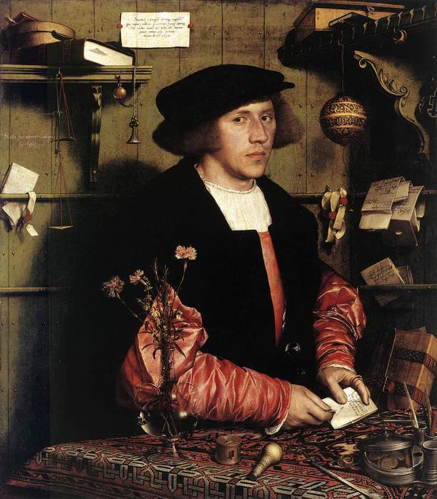 Hans_Holbein_The_Younger_Portrait_of_the_merchant_Georg_Gisze_1532 (612x700, 68Kb)
