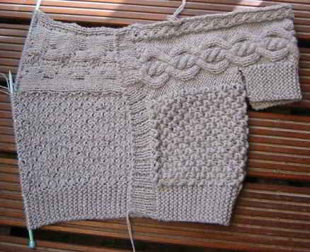 cable cardigan sideways (16) (438x357, 22Kb)