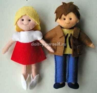Куклы своими руками, подборка мастер классов 70