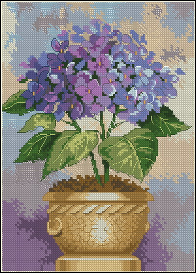 4267534_Dimensions_06959Hydrangea_in_Bloom (400x557, 119Kb)
