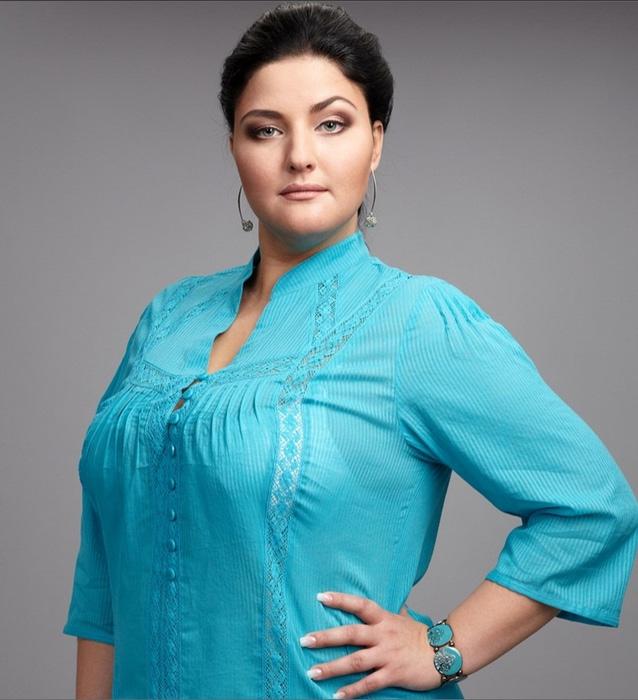 75d12718f17 Tan-lex — Мода турецкие блузки больших размеров