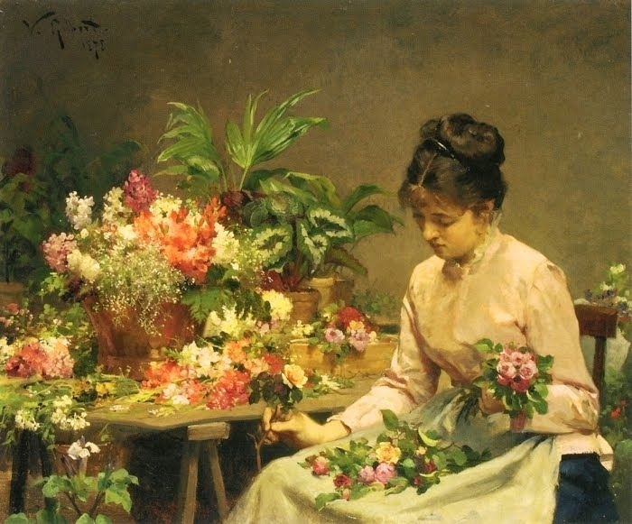 3378365_41186636_victor_gabriel_gilbert_the_flower_seller (700x581, 224Kb)