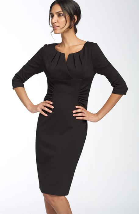 Модели платья для работы в офисе заработать онлайн курганинск