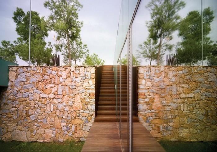 Дом среди сосен 18 (700x491, 117Kb)