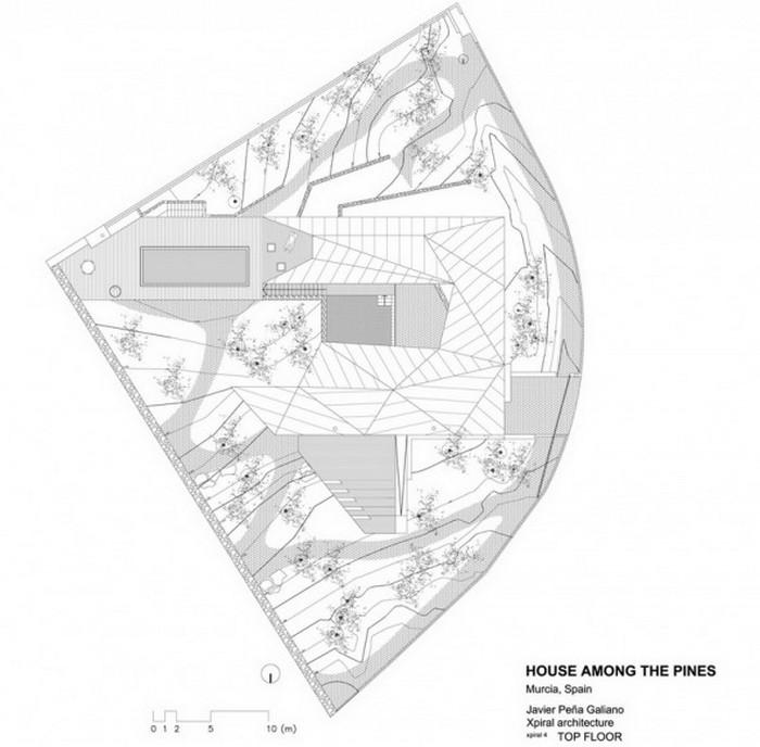 Дом среди сосен 20 (700x688, 78Kb)