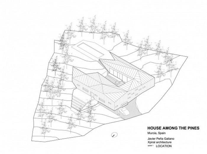 Дом среди сосен 27 (700x520, 64Kb)