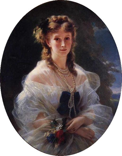 Софи Trobetskoy, герцогиня Морни, 1863 (516x658, 95Kb)