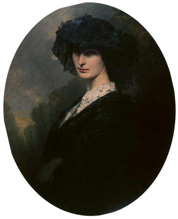 Ядвига Потоцкая, графиня Браницкой (568x700, 27Kb)