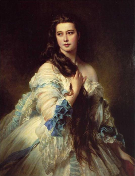 Варвара Римская-Корсакова (535x700, 43Kb)