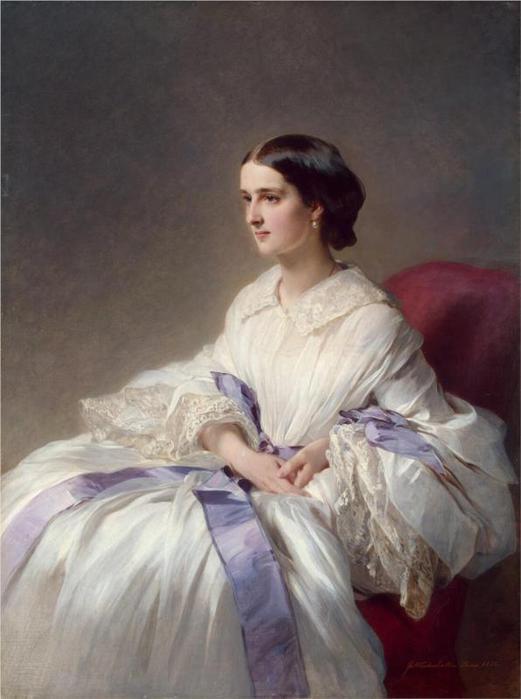 Портрет графини Ольга Шувалова, 1858 (521x700, 37Kb)