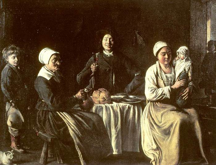 Louis_Le_Nain-_Happy_Family-_1642-_Louvre (700x533, 68Kb)