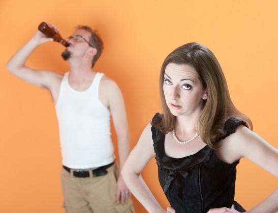 Муж алкоголик просит секса