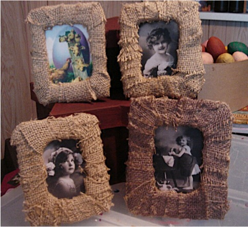 All-Thumbs-Crafts-Burlap-Frame (483x442, 87Kb)