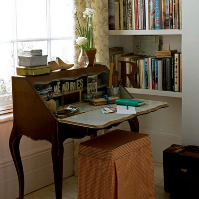 Оформляем рабочее место дома в винтажном стиле 10 (700x700, 87Kb)