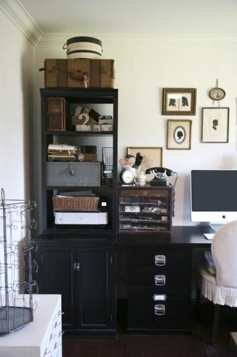 Оформляем рабочее место дома в винтажном стиле 12 (465x700, 233Kb)