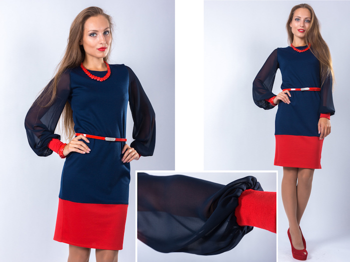 Платья российских производителей
