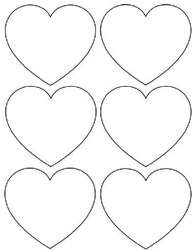 Сердечки из фетра,ткани,бумаги. Обсуждение на LiveInternet ...