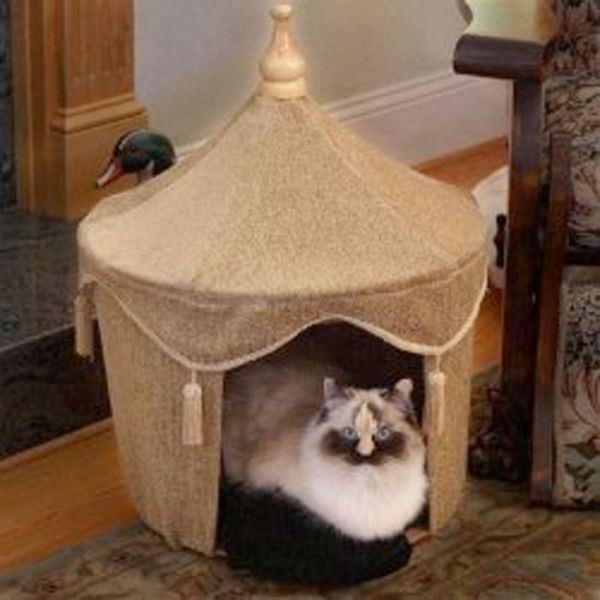 Креативные дома для котов29 (600x600, 41Kb)