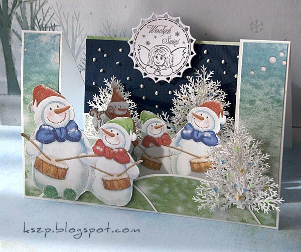 Открытки, 3 д открытки с новым годом своими руками