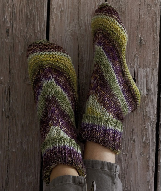 Alaska Color Homesocks (530x630, 132Kb)