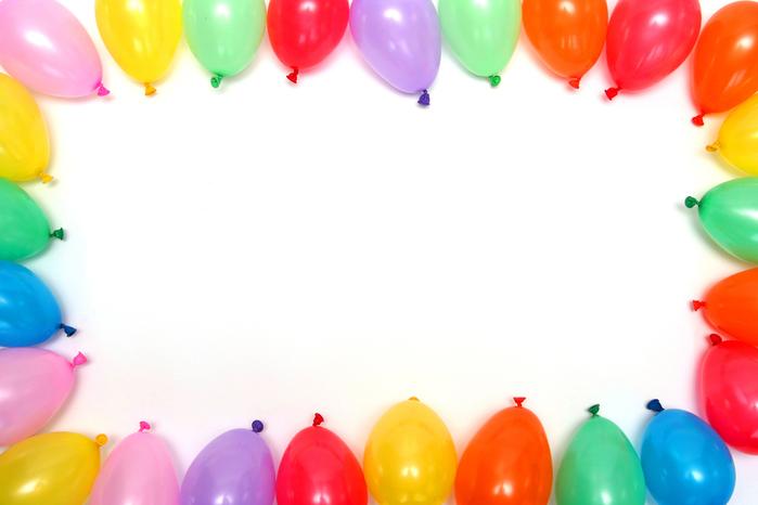 Воздушные шары текстура 4