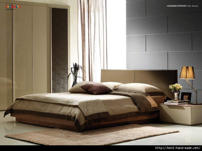 Exciting Bedroom Interior Design (700x525, 187Kb)