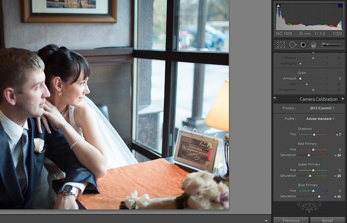тонирование свадебных фотографий в лайтруме поставить компьютерный