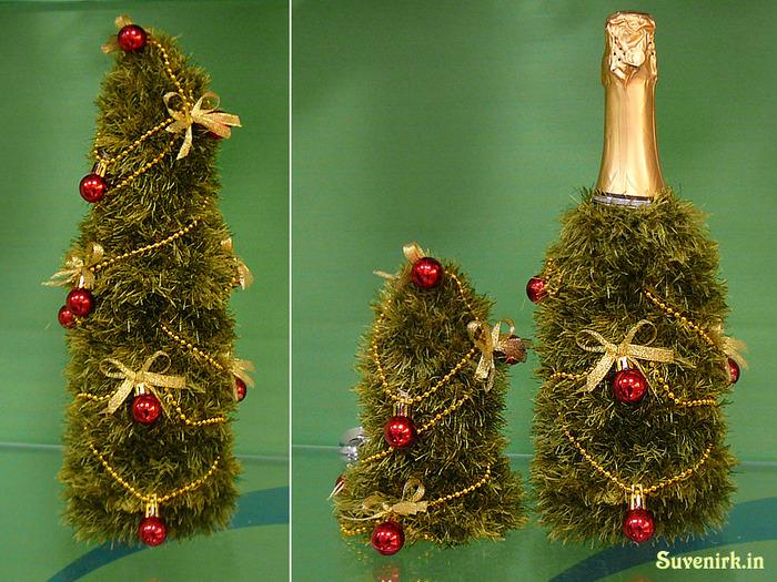 Праздничный наряд шампанского :: BlogRider.ru
