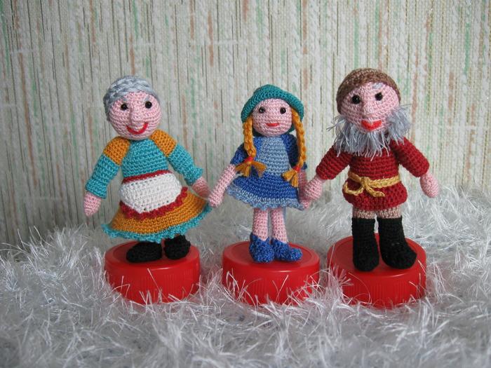 мои пальчиковые игрушки обсуждение на Liveinternet российский